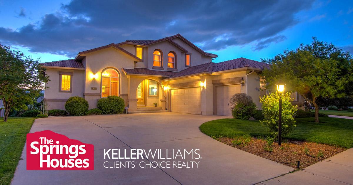North Colorado Springs Real Estate Listings