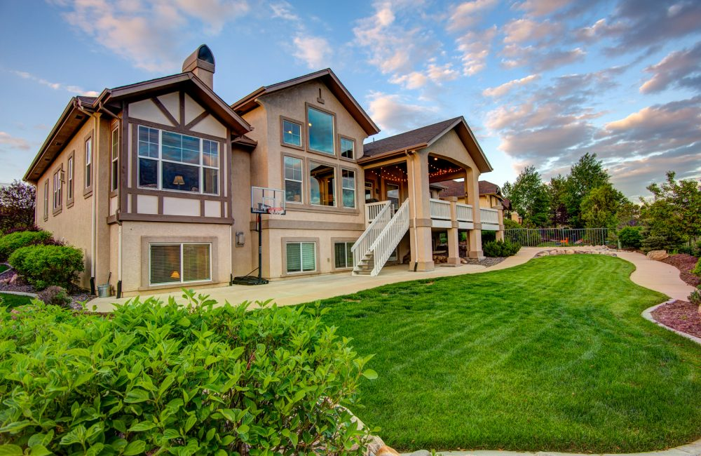 big houses in colorado springs big free home design images
